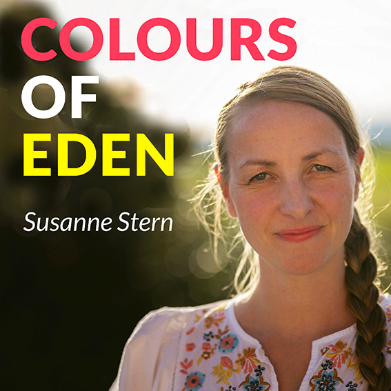 Cover Art Colours of Eden Susanne Stern