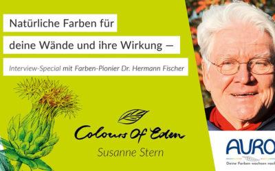 # 019 — Natürliche Farben für deine Wände und ihre Wirkung — Interview-Special